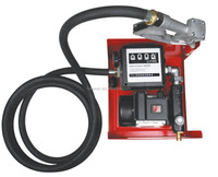 DYB80 220V ELECTRIC TRANSFER OIL PUMP EX-UNIT WITH FLOW METER