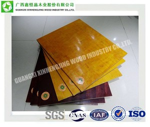 famous products of vietnam New brand 2016 color plywood