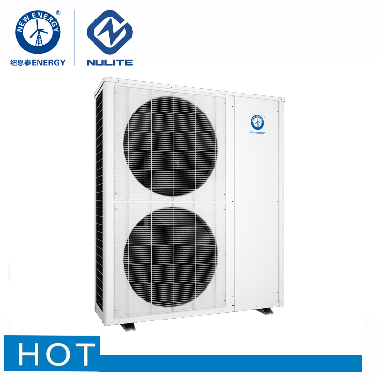 circulation pump built in all in one dc inverter heat pump heating and cooling