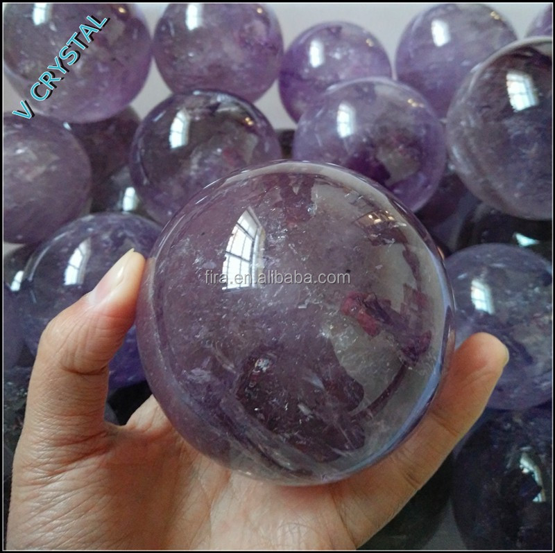 High Quality Smoky Quartz Crystal Ball Sphere