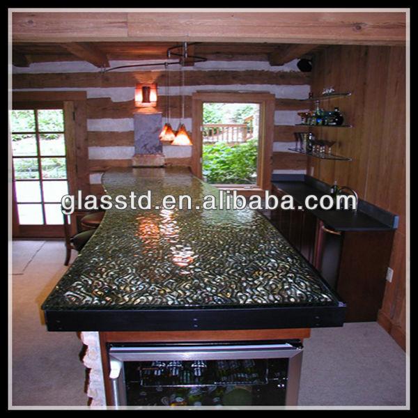 De lujo con iluminaci n led barra de encimeras casa barra for Iluminacion encimera
