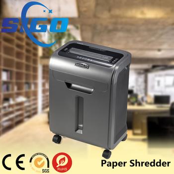 strong paper shredder