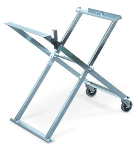 MK Diamond 160197 Folding Saw Stand for MK-100 (158189), MK-660 (153330), and MK-770EXP (160267) Saws (Traditional Saw Frames)