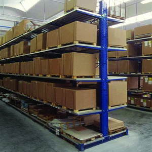 High quality vehicle steel structure type of cantilever rack
