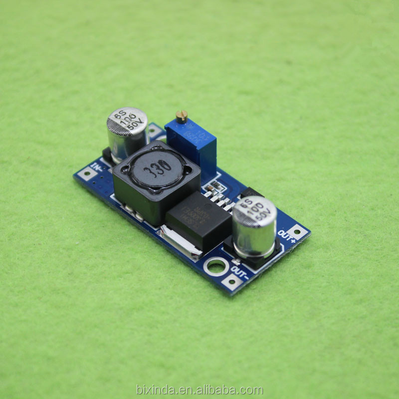 XL6009 DC-DC Step-up module Power module out put adjustable supper than LM2577 4A current