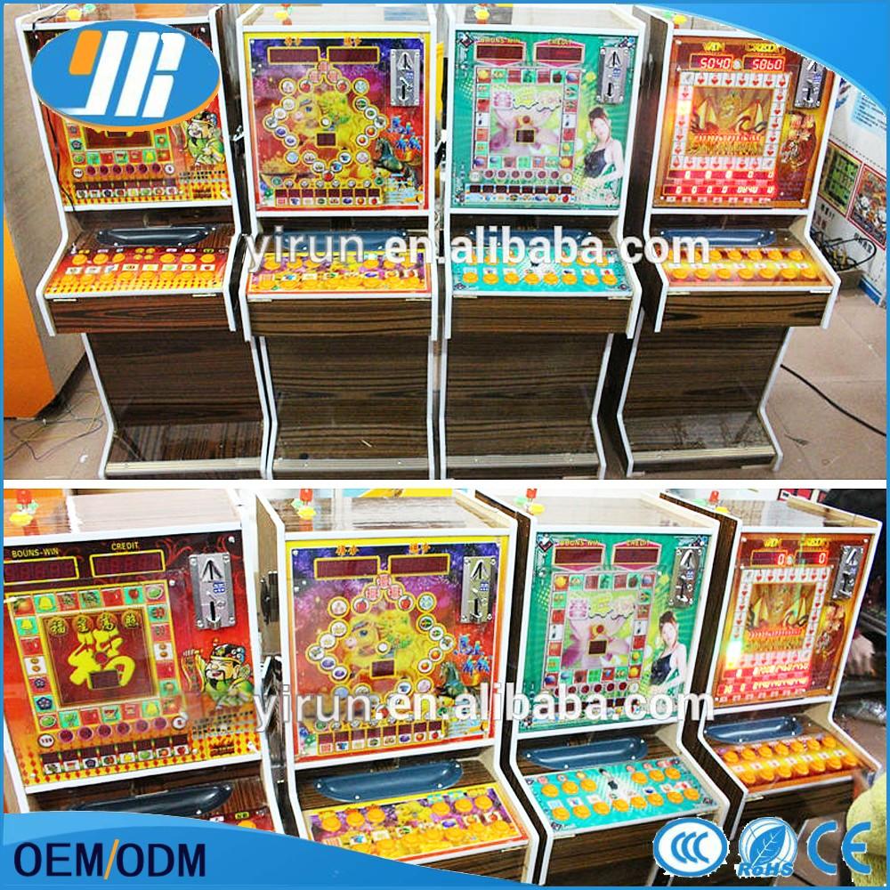 Arcade casino game super casino industries