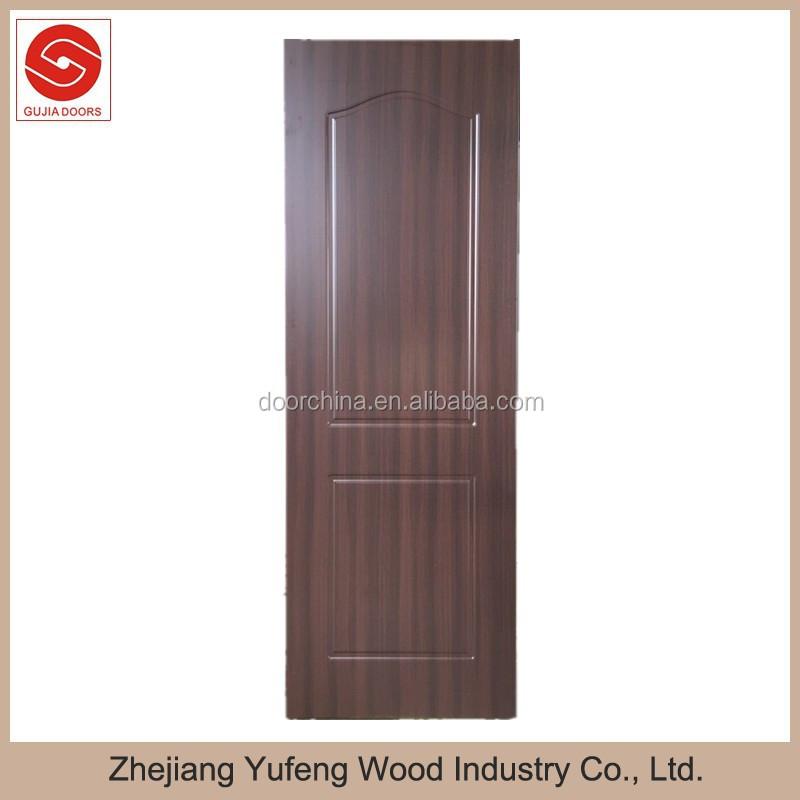 Delantero interior puerta pvc de madera puertas de diseño de ...