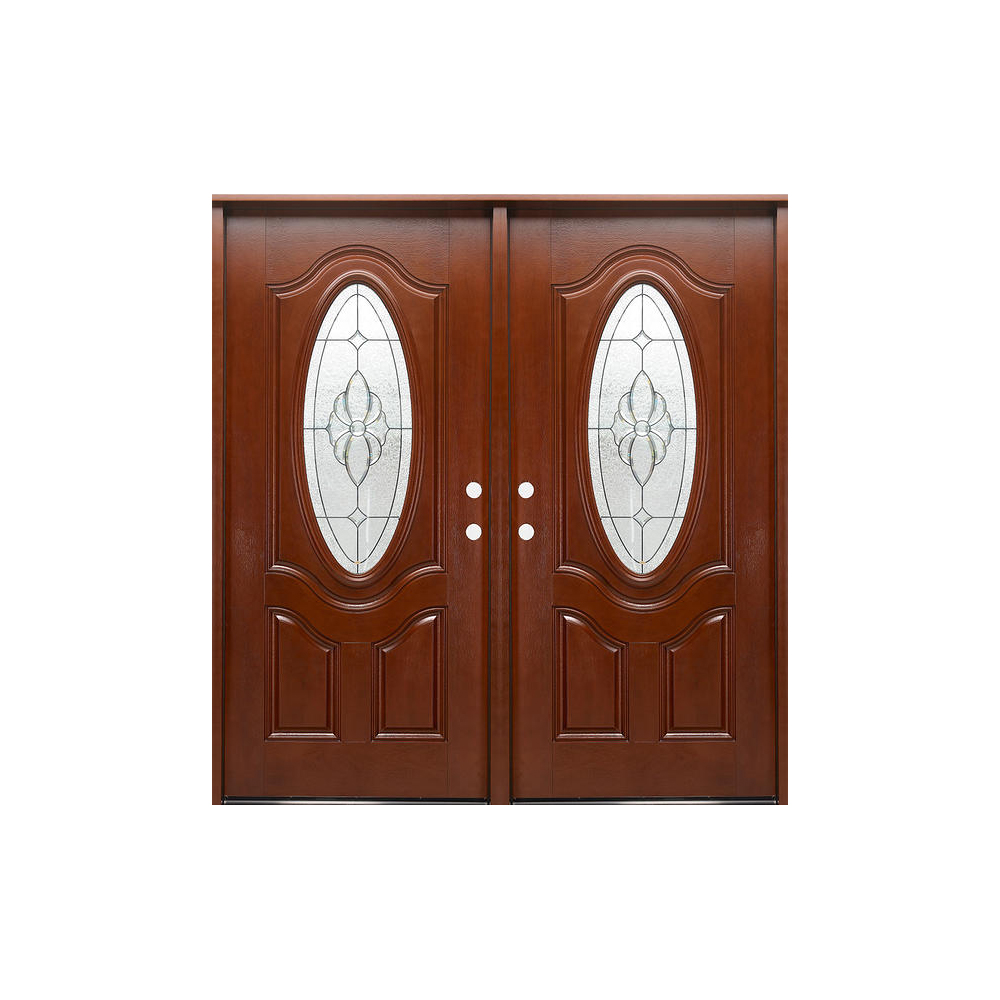 Factory directly supply Europe style steel main door design