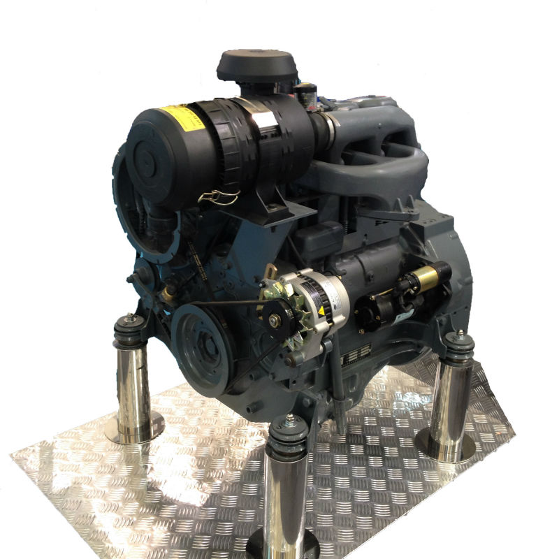 3 zylinder luftgek hlter dieselmotor f3l912 maschinerie. Black Bedroom Furniture Sets. Home Design Ideas