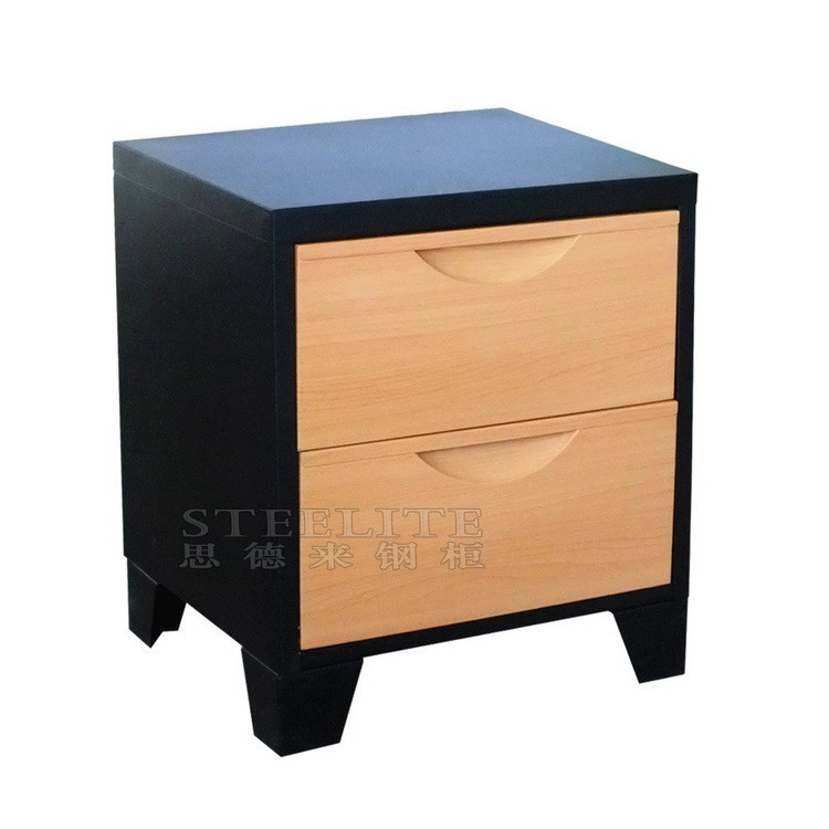 dressing table with drawers/under table drawer/2 drawer mirror bedside table