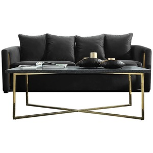Peachy Wholesale Factory Modern Cheap Luxury Black Couch Sofa Furniture 7 Seater Set For Living Room Creativecarmelina Interior Chair Design Creativecarmelinacom