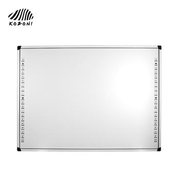 Factory direct infrared interactive whiteboard teaching equipment for classroom