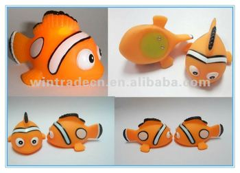 Light up nemo fish toy buy light up nemo fish toy for Nemo light fish