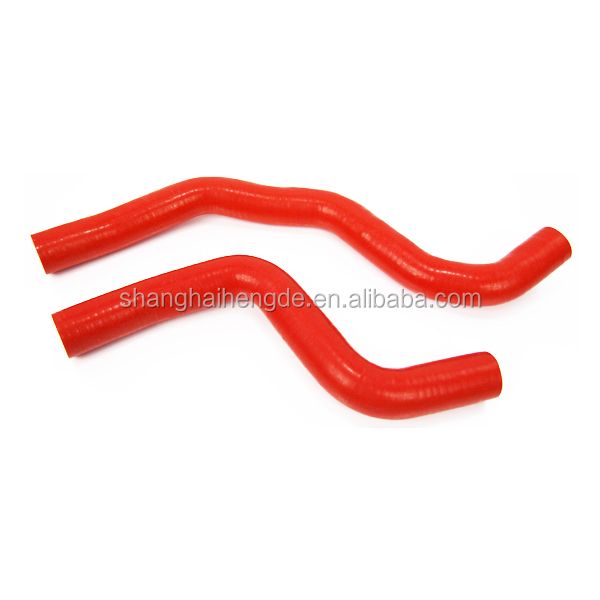 car accessories china wholesale silicone radiator hose kits for MITSUBISHI LANCER EVO 7 8 EVOLUTION CT9A 01-04