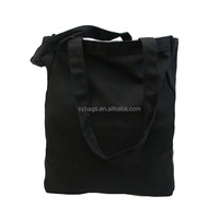 daily carry all cotton canvas tote bag / canvas messenger bag for men / tote shopping bag made in china