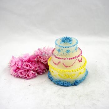 Wedding Cake Candle Favors Gel Candle Wedding Favors Buy Wedding