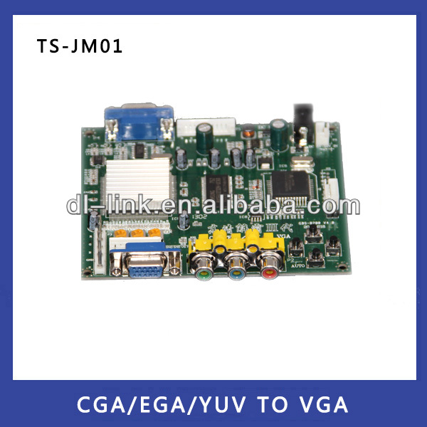 New Products Cga To Vga Converter With Dc/ac Inverters.factory ...