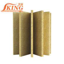 Sound Absorbing Panels Type Rockwool Insulation For Porta Cabin