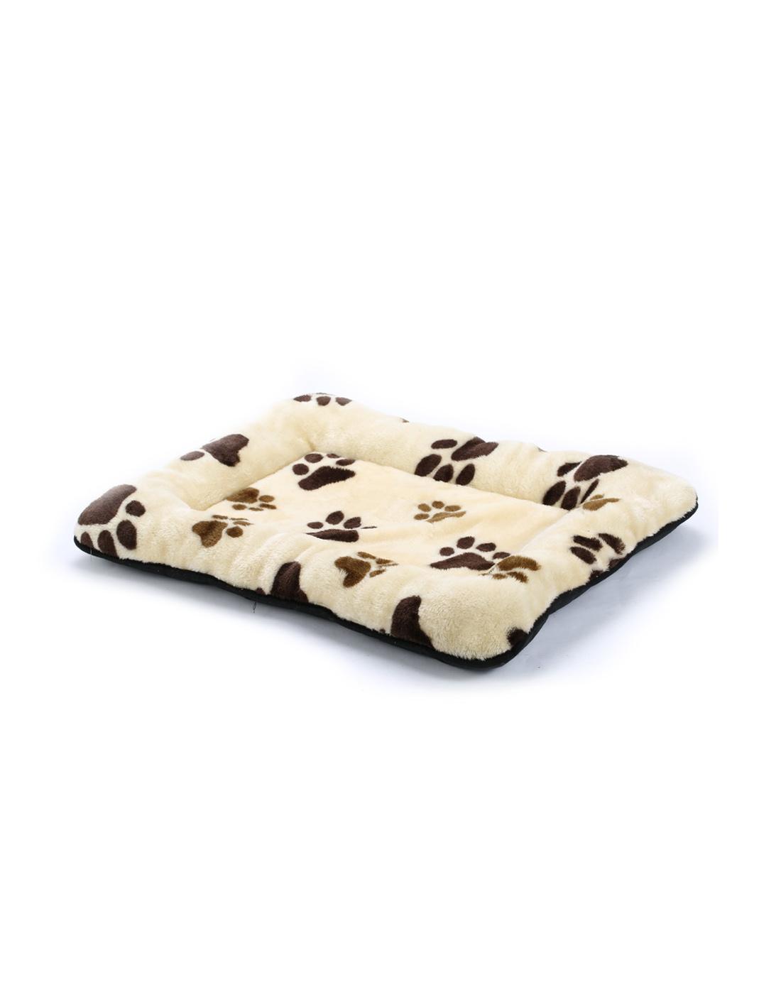 Groothandel prijs huisdier bed zachte pluche kat hond mat antislip huisdier mat