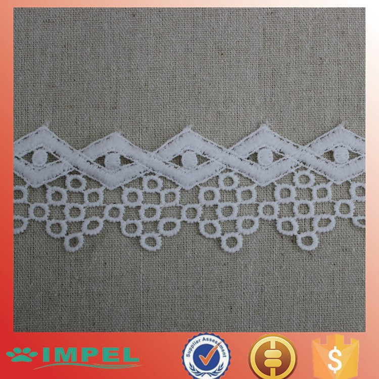 2015 newset milk fiber chemical lace fabric for table cloth lace fabric
