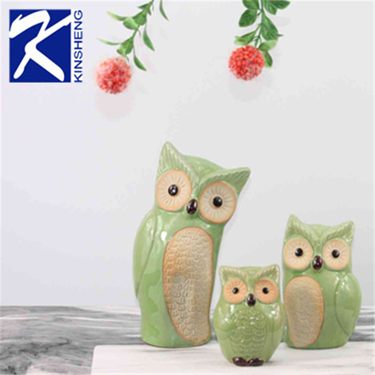 Garden ornaments owls new design venda quente !!!