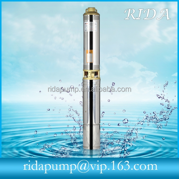 High quatity open well submersible water pumps RIDA746