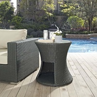 Outdoor patio side table coffee table