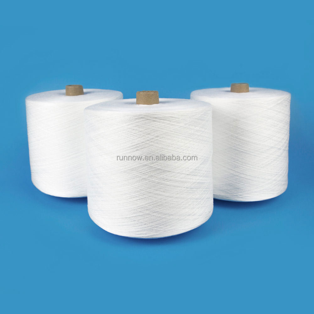 In China 100% Spun Polyester Yarn Manufacturer Factory