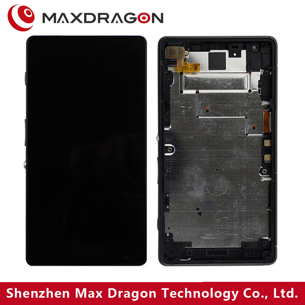 Original repair parts for Sony Xperia Z2a LCD screen display