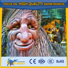 Movie Characters Super Magic Talking Tree Product for Amusement Park