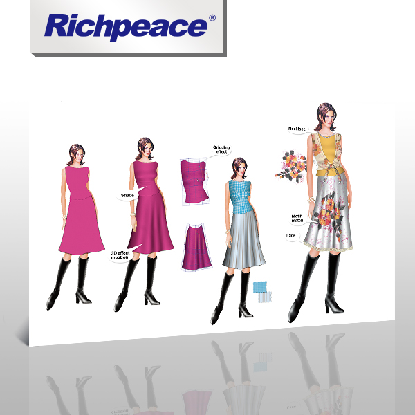 Richpeace Pattern Design 3d Creation And System Design Software Buy Lace Design Software 3d Logo Design Software Fashion Designing Software Product On Alibaba Com