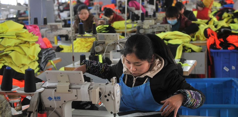 Dery over 16year clothing experience as a factory overrun clothing with strict quality control