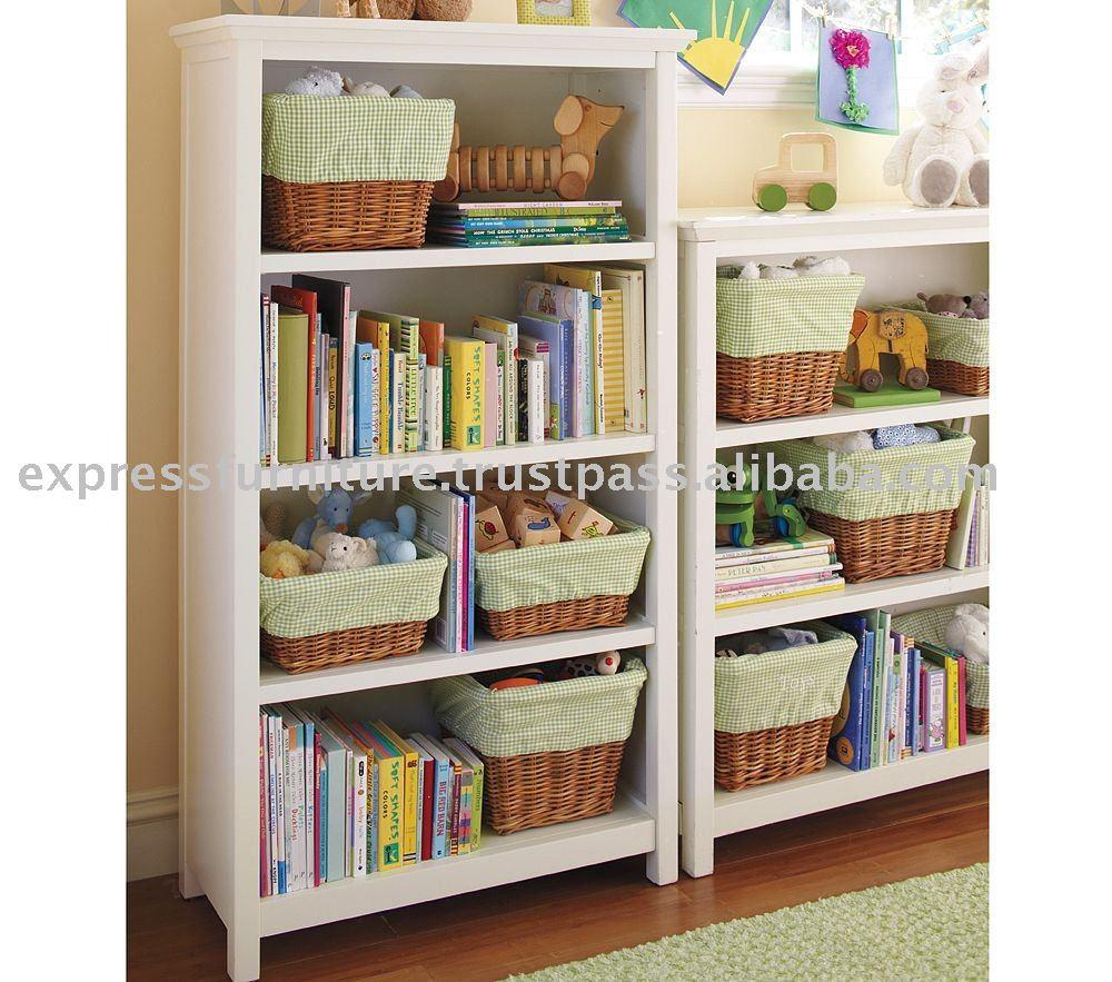 4 estanteria estanter a conjuntos de muebles para ni os for Estanteria pared infantil