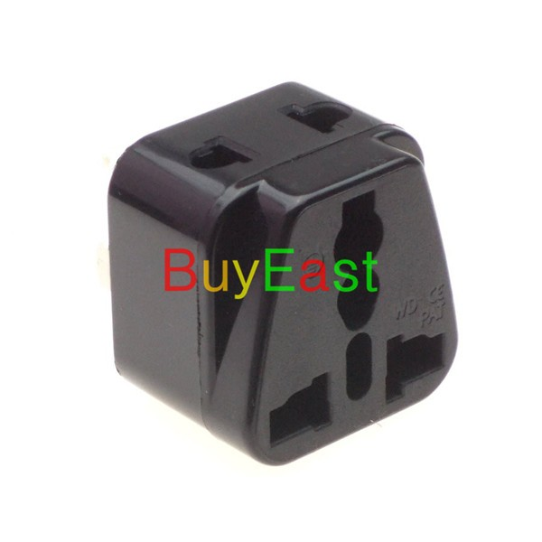 Pack 5 India Sri Lanka Travel Adapter Type D Ac Plug With