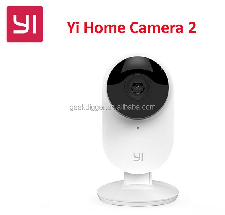 [International Edition] Xiao YI Home IP Camera 2.0 FHD 1080P Smart WiFi Camera 130 Wide Angle Gesture Recognition