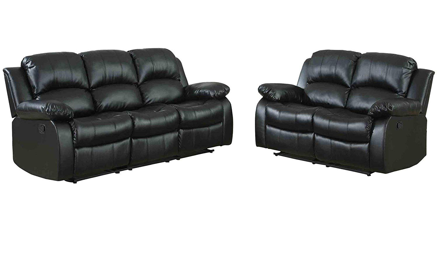 Cheap 2 Seat Leather Reclining Sofa Find 2 Seat Leather Reclining