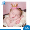 Hot Selling Shining Pink Baby Girl Headband