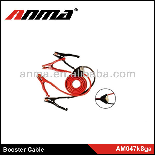 China auto booster cable,motorcycle booster cables
