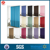 Custom Plain PEVA plastic hookless shower curtain bath curtain