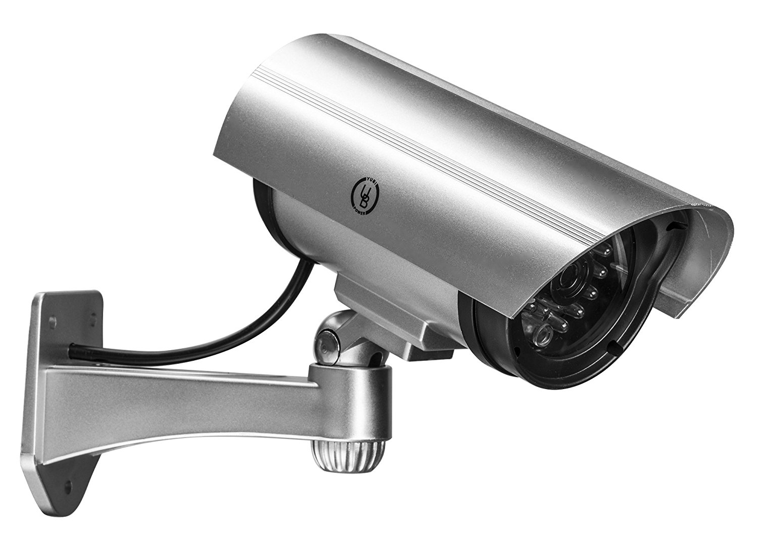 Cheap buy security lights find buy security lights deals on line get quotations yubi power yb ca11 fake outdoor surveillance dummy security camera with blinking ir lights mozeypictures Images