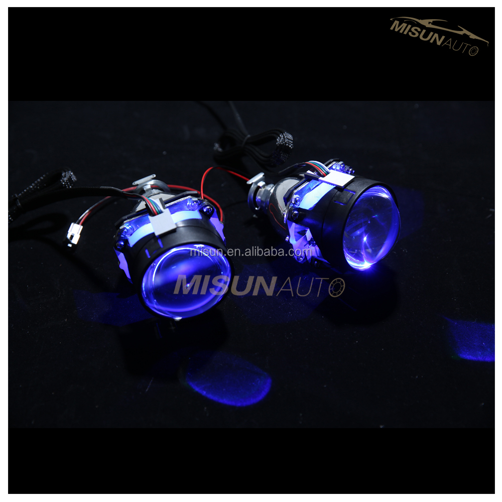 Rgb Demon Eye Module for Projector Headlight Retrofit LED Devil Eyes