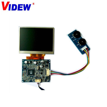 Cvbs Signal Input Pal And Ntsc System Osd Menu 2 4 Inch Tft Lcd Module  Small Size 480(rgb)x234 Resolution Lcd Monitor - Buy Lcd Module,Tft Lcd