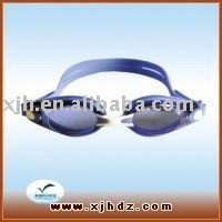Wholesale Silicon Rubber Swimming Goggles/Glasses SG130
