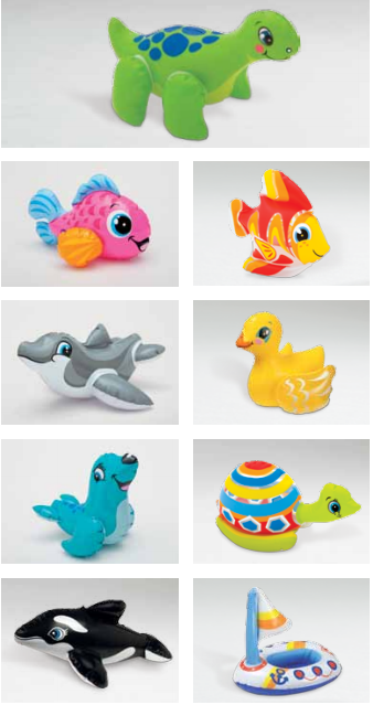 INTEX Children Toys Animal Inflatable Toys