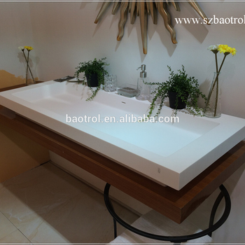 Hottest White Cultured Marble Vanity