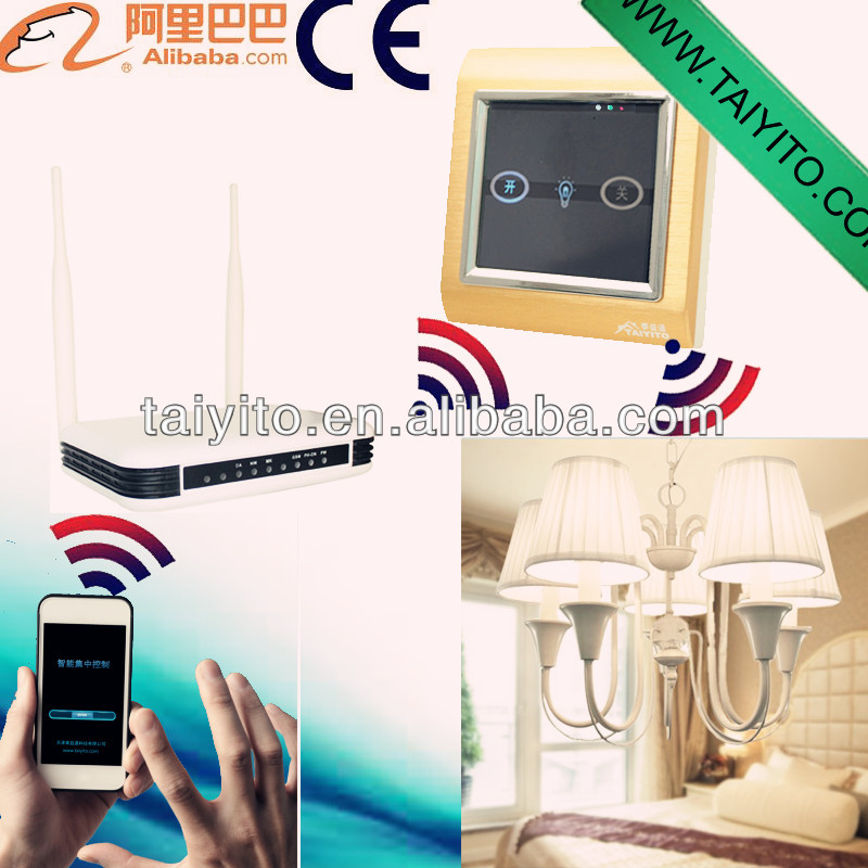 CE Direct factory TYT zigbee 2.4G smart villa home automation systems
