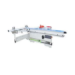 F45B wood automatic sliding table saw cutting machine made in china