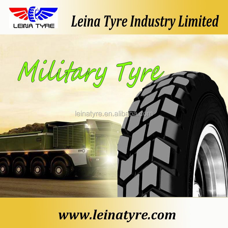 395/85r20 18pr Military Truck Tyre Try88 Made In China Triangle ...