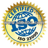 Food Safety Management System (ISO 22000)