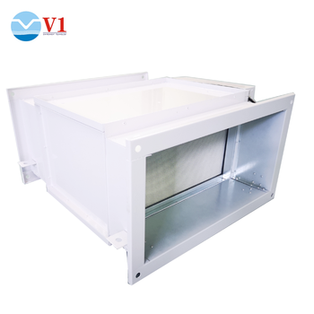 OEM bacteria PM2.5 uv light sterilizer electrostatic air cleaner with CE